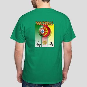 Portugal Futebol Dark T-Shirt