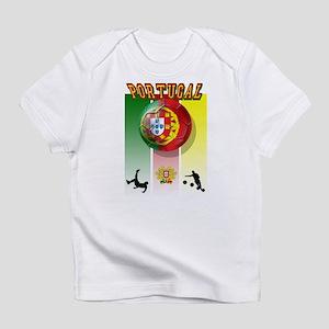 Portugal Futebol Infant T-Shirt