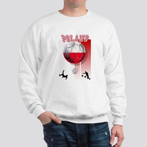 Poland Football Soccer Sweatshirt