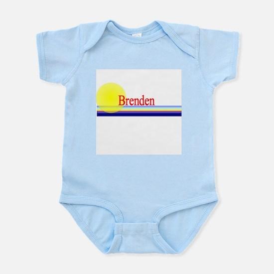 Brenden Infant Creeper