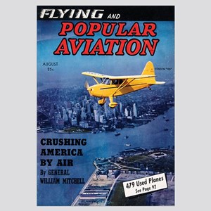 Popular Aviation Magazine Cover, August 1940