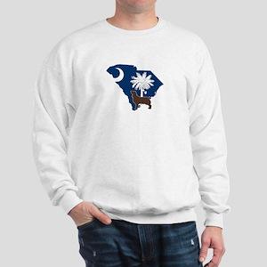 South Carolina Boykin Spaniel Sweatshirt
