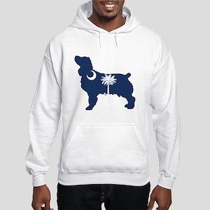 South Carolina Boykin Spaniel Hooded Sweatshirt