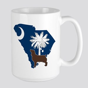 South Carolina Boykin Spaniel Large Mug
