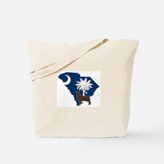 South Carolina Boykin Spaniel Tote Bag