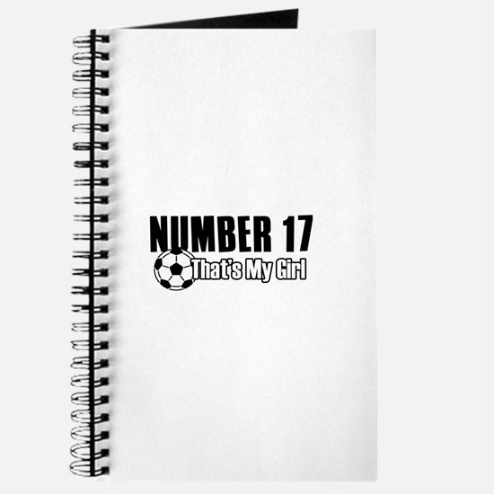 Proud soccer parent of number 17 Journal