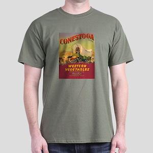 Conestoga Western Vegetables Dark T-Shirt