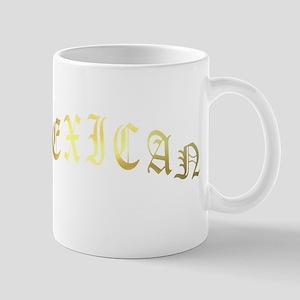 mexican gold Mug