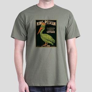 King Pelican Label Dark T-Shirt