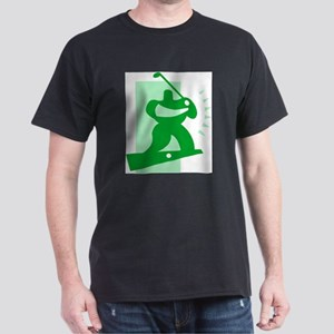 Golf31 Black T-Shirt