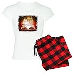 Sleep With A Hero Women's Light Pajamas
