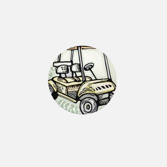 Golf34 Mini Button