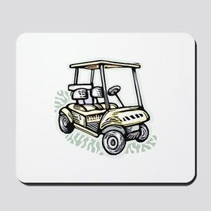 Golf34 Mousepad