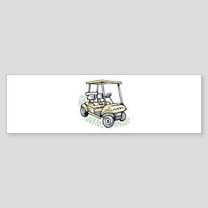 Golf34 Bumper Sticker