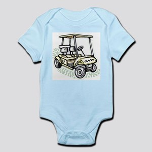 Golf34 Infant Creeper