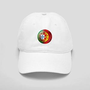 Portuguese Soccer Ball Cap