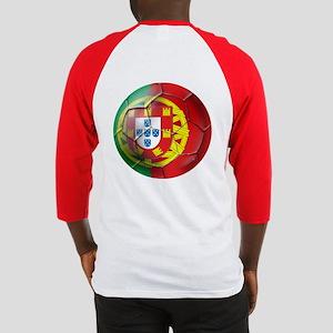 Portuguese Soccer Ball Baseball Jersey