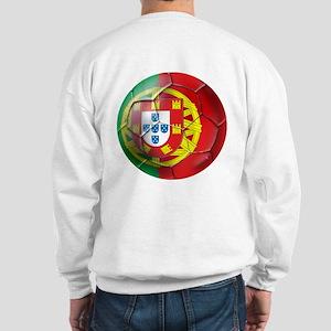 Portuguese Soccer Ball Sweatshirt