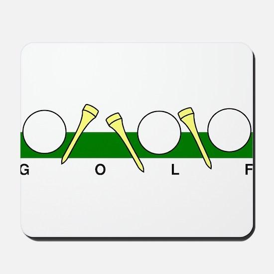 Golf40 Mousepad