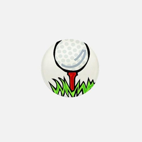 Golf41 Mini Button