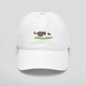 Lets Race- Border Collie Cap
