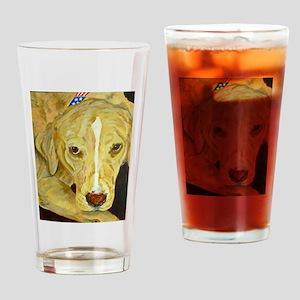 Duke Drinking Glass
