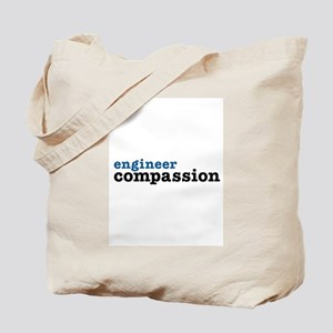 Engineer Compassion Gear Tote Bag