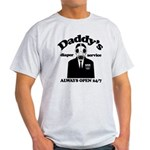 Daddys Diaper Service Light T-Shirt