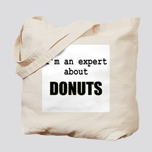 Im an expert about DONUTS Tote Bag