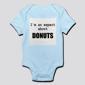 Im an expert about DONUTS Infant Bodysuit