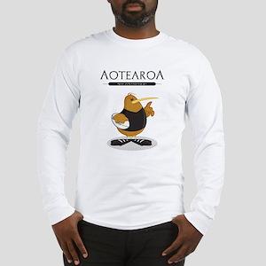 Kowari-Aotearoa Long Sleeve T-Shirt