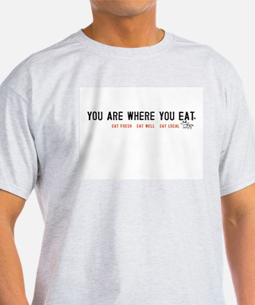 Eat:Cow:Tshirt.001 T-Shirt