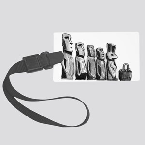 Easter Island Large Luggage Tag