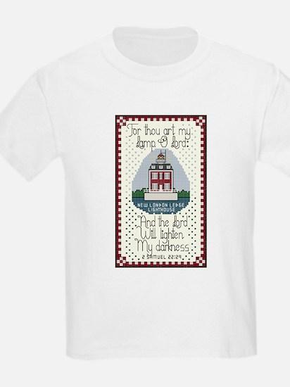 New London Ledge Lighthouse T-Shirt