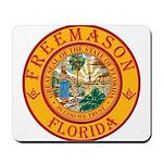 Florida Freemasons Mousepad