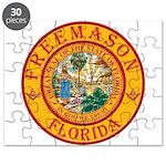Florida Freemasons Puzzle