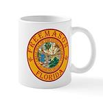 Florida Freemasons Mug