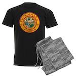 Florida Freemasons Men's Dark Pajamas
