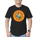 Florida Freemasons Men's Fitted T-Shirt (dark)