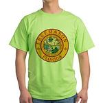 Florida Freemasons Green T-Shirt
