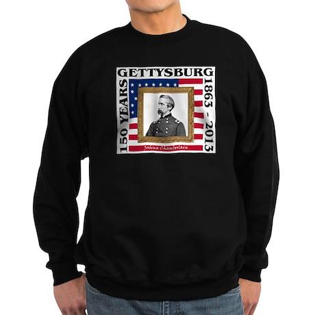Joshua Chamberlain - Gettysburg Sweatshirt (dark)
