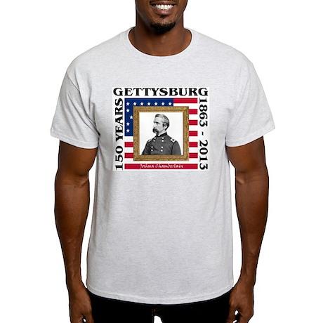 Joshua Chamberlain - Gettysburg Light T-Shirt