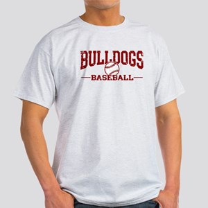 Bulldogs Baseball Light T-Shirt