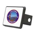 CALIFMASON copy Rectangular Hitch Cover