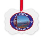 CALIFMASON copy Picture Ornament