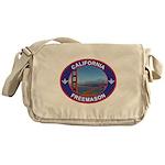 CALIFMASON copy Messenger Bag