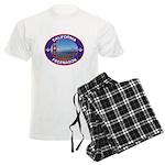 CALIFMASON copy Men's Light Pajamas