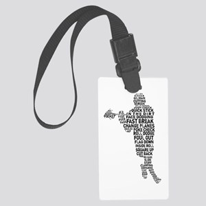 LAX Terminology Large Luggage Tag