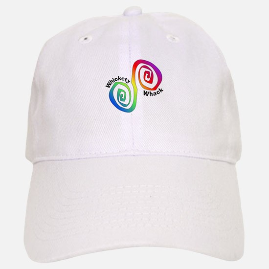 Rainbow Whickety Whack Baseball Baseball Cap