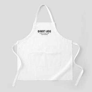 Cum To Grand Opening -  BBQ Apron